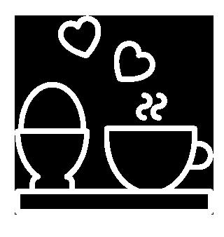 Café Waldkristall · Kaffee & Kuchen · Frühstück & Brunch · Livemusik · Frühstücksbuffet